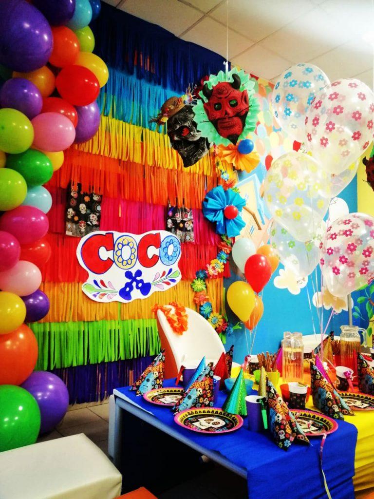 urodziny w sali zabaw coco