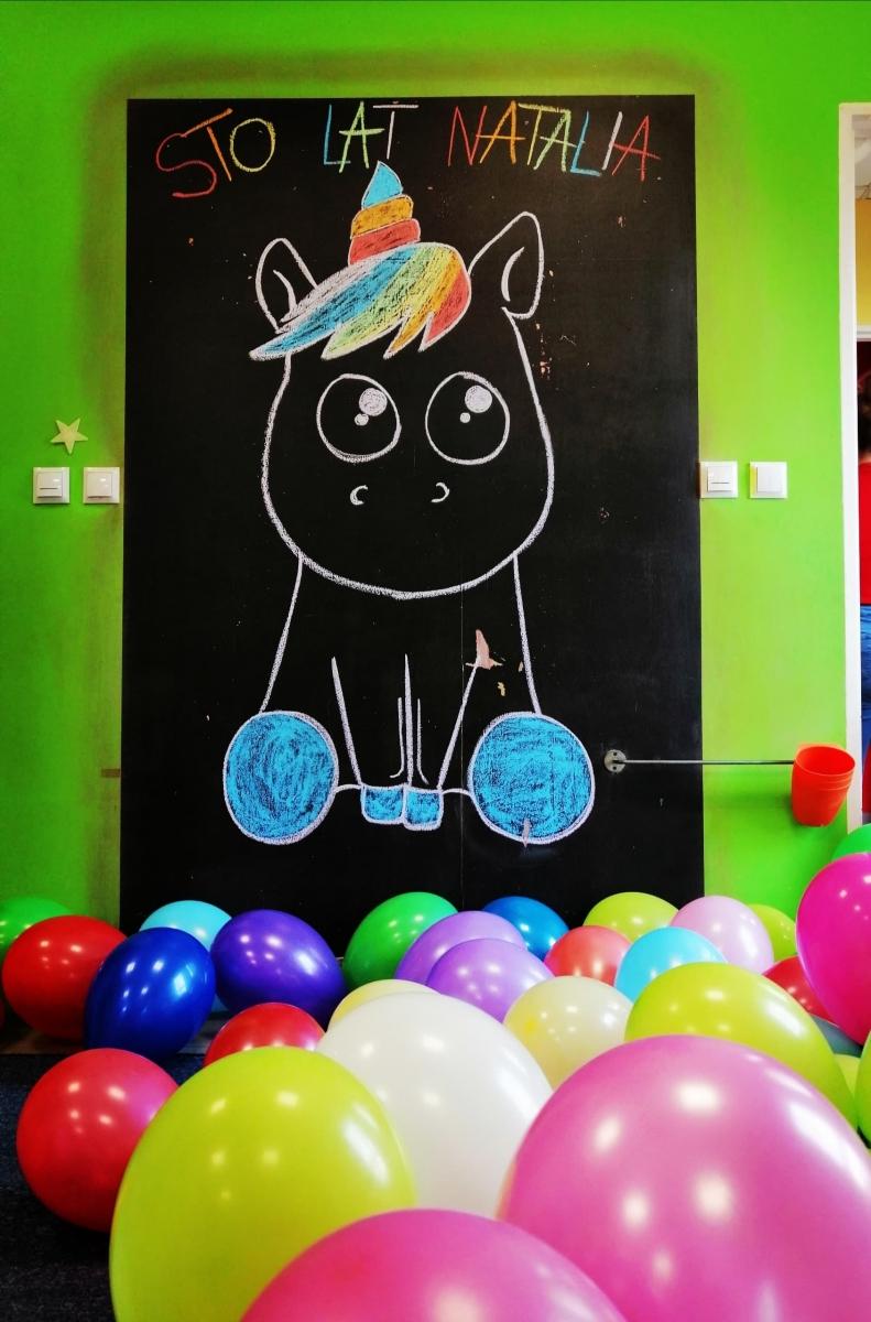 urodziny w stylu kucyk pony